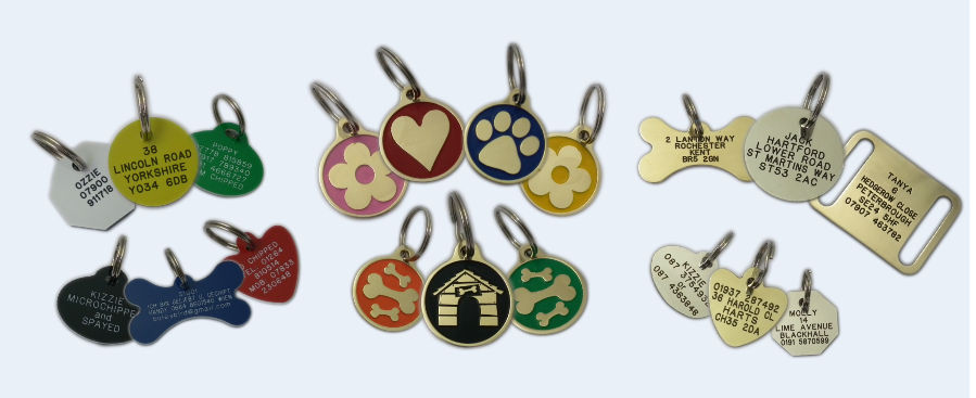 Dog Tags Pet Tags And Cat Id Tags